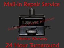95-08 Ford Lincoln Mercury Overhead Compass Temperature Display Repair Service
