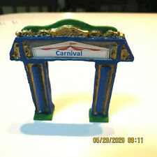 Ho Scale Resin Painted Carnival Entrance/ Fair / Circus/ Diorama