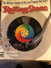 Sept 1988 ROLLING STONE 534 MAGAZINE  100 BEST SINGLES OF LAST 25 YEARS