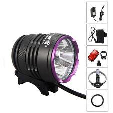 TrustFire 8000 Lumen Cree 3x XM-L2 LED Head Front Bicycle Bike light Headlight