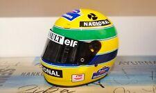 Ayrton Senna helmet williams renault 1994 formula 1