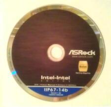 original Treiber ASRock P67 Pro3 *21 CD DVD OVP NEU P67 Pro  XP Vista Win 7