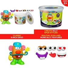 Playskool Mr. Potato Head Tater Tub Set Parts and Pieces Container Toddler...