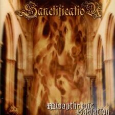 Sanctification - Misanthropic Salvation - CD Heavy Metal / Hardrock