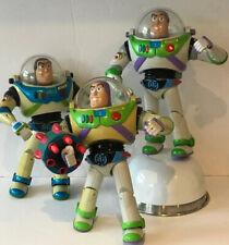 """Buzz Lightyear  12"""" Toy Story Bundle of 3"""