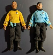 Classic Star Trek Kirk & Spock Retro Cloth figures Diamond Select Mego style