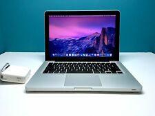"""MacBook Pro Pre-Retina 13"""" / 2.9GHz Core i5 TURBO / OSX-2015 / 3 Year Warranty"""