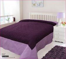 Lenzuola e biancheria da letto viola astratto lavabile in lavatrice