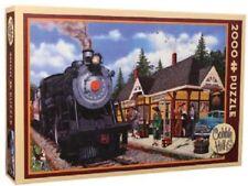 CBL50703  Cobblehill Puzzles 2000 Jigsaw pieces - Kirkland Lake Station