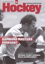 Deutsche Hockey Zeitung Heft 3 2013 vom 24. Januar 2013