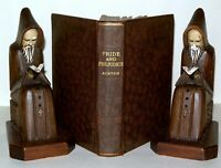 Pride and Prejudice book, Jane Austen VINTAGE BOOK,  CIRCA 1930s, Hardback