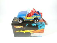 Hot Wheels 1990 Coast Rescue JEEP Excellent Condition with HW Gift Box