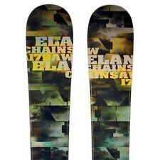 Elan 12 - 13 Chainsaw Skis (No Bindings / Flat) NEW !! 187cm