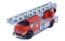 Ixo Mercedes Benz L1519 brandweer autoladder 1:43