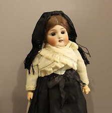 All Original Simon & Halbig Antique German Bisque Doll