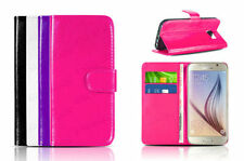 Plain Mobile Phone Wallet Cases for Apple iPhone 6s