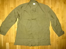 New US ARMY Large TROPICAL COAT RIPSTOP OG-107 SPECIAL FORCES JACKE VIETNAM USMC
