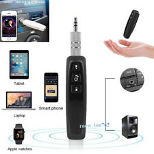 Wireless Stereo AUX Audio Bluetooth V4.1 Music Transmitter Car Receiver Adapter