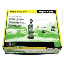 aqua one nano co2 kit with disposable cylinder full unit