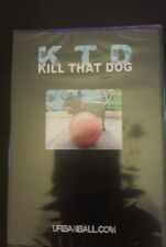 Kill that dog KTD, le jeu de rue Basketball Football balle DVD D'EXPLOITATION