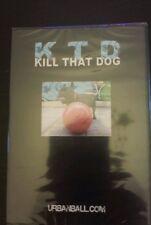 Matar a that dog KTD, el juego de calle Baloncesto Fútbol pelota MANUAL USO-DVD