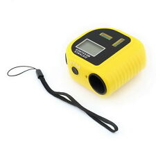 Handheld LCD Laser Rangefinders Ultrasonic Distance Measurer Meter Range Finder