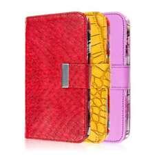 For Samsung Galaxy Mega 5.8 Wallet Case Cover Wrist Strap Credit Card ID Pocket