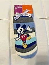 Men Womens GG1 Mickey Mouse Socks Cotton Middle Tube Free Size Socks NWT