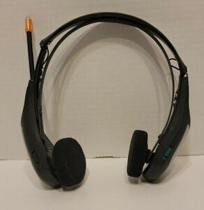 Sony FM/AM Walkman SRF-H3 Stereo Headphone Radio Headset