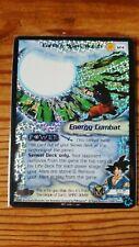 Dragon Ball Z DBZ CCG TCG 124 Earth's Spirit Bomb LIMITED Ultra RARE Card