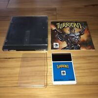 TURRICAN TurboGrafx-16 Game Complete Tested Working CIC Good Condition Super Fun