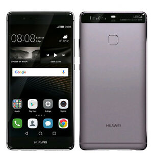 BNIB Huawei P9 EVA-L09 32GB Titanium Grey Single-SIM Factory Unlocked 4G Simfree