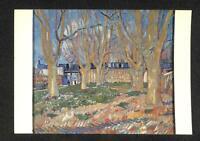 LUCKYPIGEON Vincent Van Gogh Le Train Bleu ou Les Moyettes Postcard (C1743)
