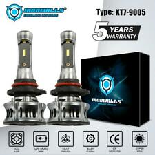 9005 HB3 DRL LED Headlight Bulbs Kits for Honda Accord 90-2012 Civic 2004-2015