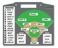 Baseball coaches board | lineup board | Softball coaches board | Magnet board