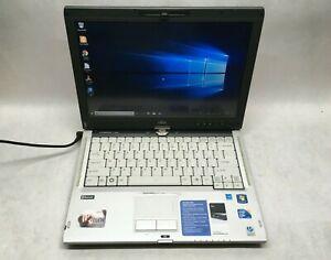 """Fujitsu LifeBook T900 13.3"""" 2in1 Touchscreen Laptop Intel i5 4GB 320GB Win10"""