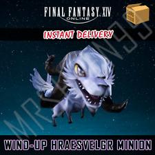 Final Fantasy XIV Hraesvelgr Wind Up Minion Region Free