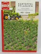 BNIB OO / HO BUSCH 1266 30 POTATO PLANTS KIT - FIELD