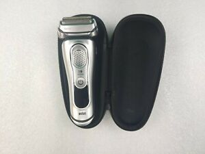 Braun Series 9 S9 C-05 Cordless Rechargeable Wet & Dry Electric Shaver & Case