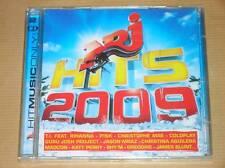 RARE BOITIER 2 CD / NRJ HITS 2009 / NEUF SOUS CELLO