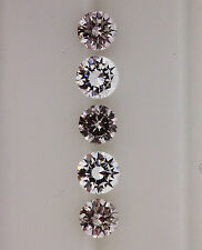 0.555ct!!  AUSTRALIAN  ARGYLE PINK DIAMONDS SET 100% UNTREATED +CERT INCLUDED