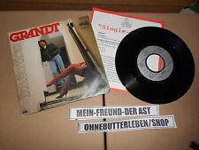 "7"" Pop Grandt - Imitation / Instrumental Version ARIOLA + Presskit"