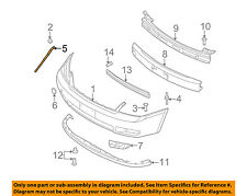 KIA OEM 06-12 Sedona Front Bumper-Side Bracket Left 865254D000