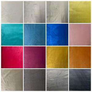 High Quality Soft Plush Velvet Upholstery Fabric Material Curtain Cushion Sofa