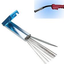 14-in-1 Welding Nozzle Tip Cleaner Kit Stainless Steel Reamers Welder Soldering