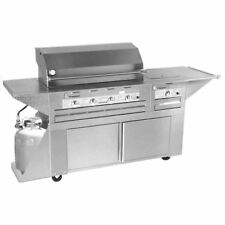 Lazy Man Outdoor Custom Cart Stainless Steel Natural Gas Barbecue Grill