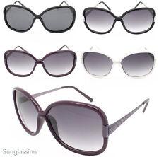 Boho Schmetterling Sonnenbrille Verzierung edel beige schwarz leo Damen 626 QsDS6