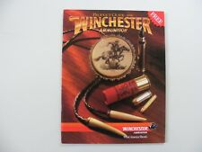 Vintage Original 1996 Winchester Ammunition Product Guide Catalog
