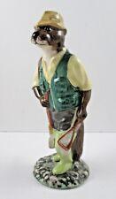 Beswick English Country Folk Fisherman Otter Figurine no tag