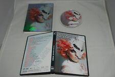 LADY GAGA DVD THE REMIX w/ slipcase Chinese version
